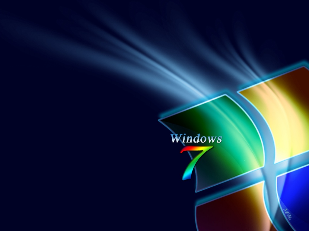 Wallpaper PC » Wallpaper Windows 7 Photoshop mrm2