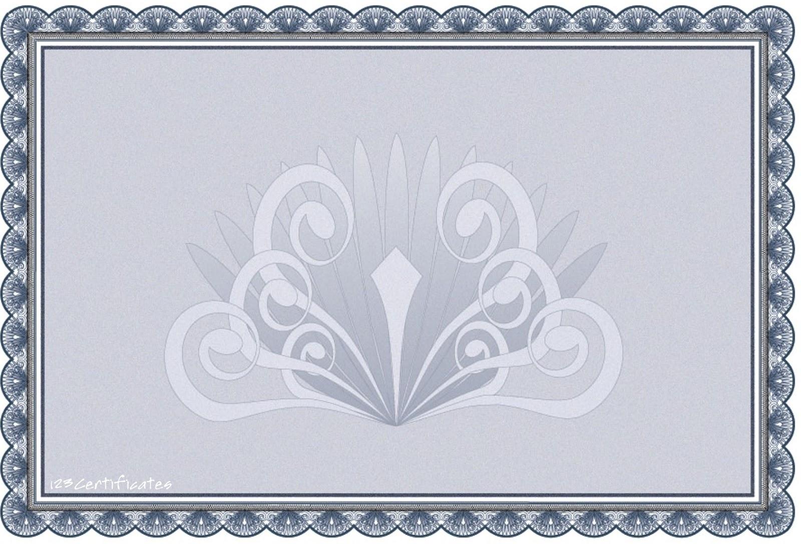 Bingkai dan beground indah » bingkai-sertifikat-ijazah-008