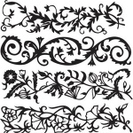 Floral-Borders